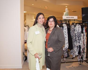 Allison Perez and Lilian Martinez