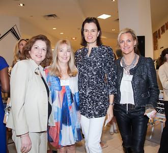 Kathleen Lemar, Kerry Perez, and Dr. Jill Kaplan