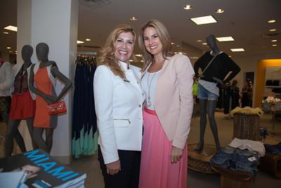 Elaine Ozinski and Romina Nabben
