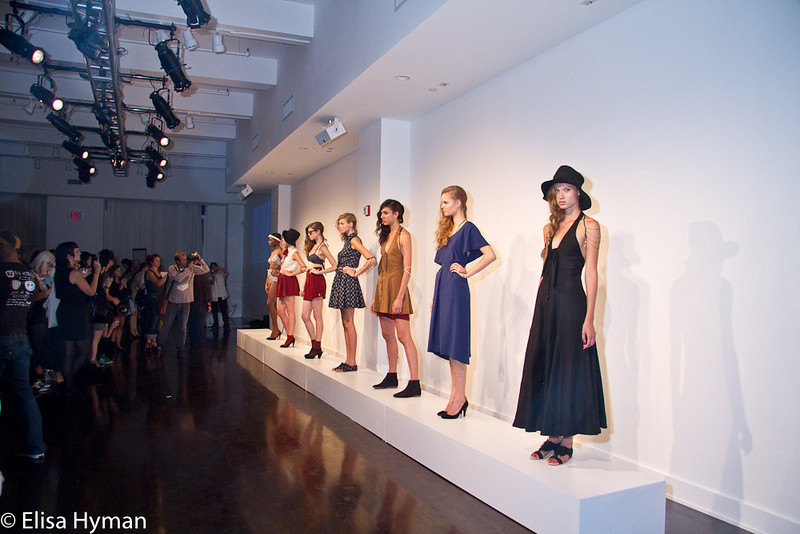 Samantha Pleet Presentation Spring 2011 Collection