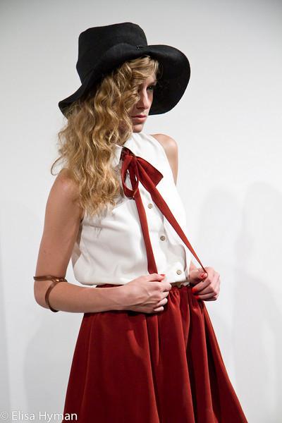 Samantha Pleet Presentation Spring 2011 Collection