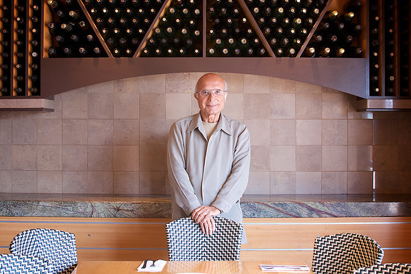 Locale Magazine, SD:  Sami Ladeki, Owner of Sammy's Wood Fired Pizza (2014)