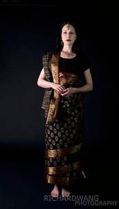 Lisa Price May 8, 2011 saree bridal