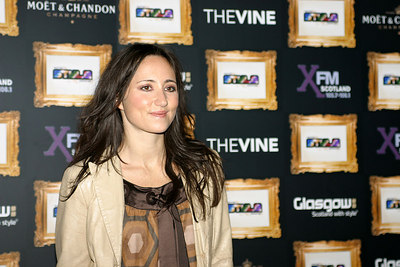 KT Tunstall, singer, songwriter, one-woman-band!