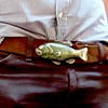 Photo by Lily Ko<br /> <br /> In This Scene:  Alice Waters' communications director and ex-Vogue Australia stylist, David Prior. His unique fish belt buckle is actually a bottle opener he had made into a buckle. What a fabulous idea. The actual belt is a just a piece of raw leather with holes punched in.