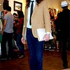 Photo by Lily Ko<br /> <br /> In This Scene: Todd Hudson, of Todd Hudson Clothing, is a classically trained bespoke tailor based in Oakland. For slimmer jackets, he looks for young mens vintage clothing, such as this tan, wool blazer from Pierre Cardin. His corduroys are self-made. As far as personal style goes, he is old-school and likes to make sure he can fit three fingers through his shirt collar.