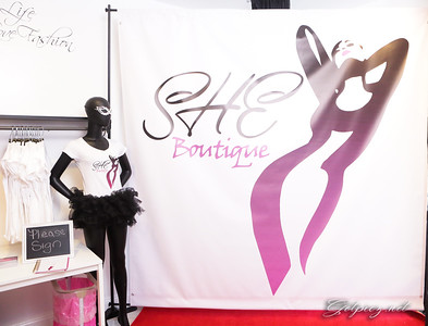 She Boutique Fashion show