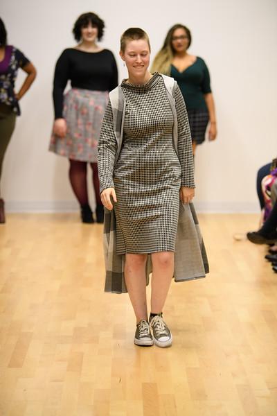 Meaghan Johnson - Lucretia Turtleneck Dress and Theodora Duster
