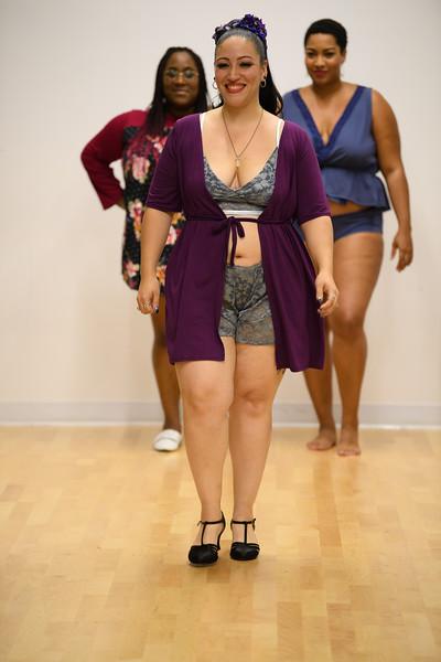 Lady Zombie - Ani Longline Bralette, Rosita Lace Short, Royalle Underwear, Bulette Robe