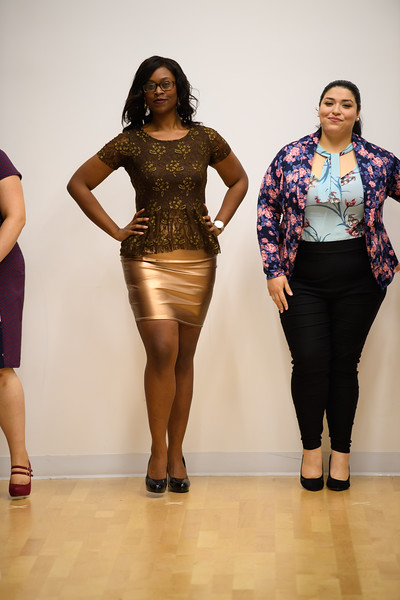 Alisha Smith - Issa Lace Peplum Top and Emmeline Pleather Pencil Skirt