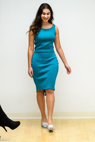Marie Bernais - Tessa Flare Back Dress