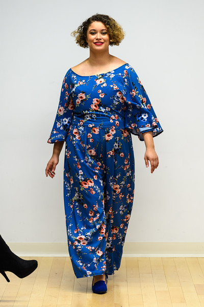 Ariana Solomon - Norma Circle Top and Susan Palazzo Pants