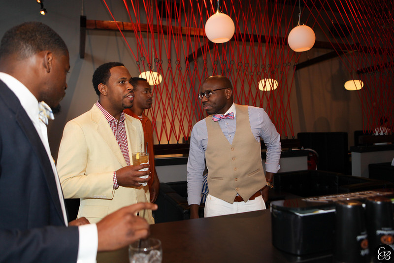 Social Meet -Up for Southern Gentlemen Style Council. event held at Pisces lounge, Charlotte N.C.