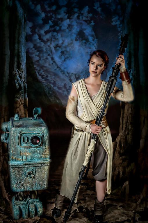 Star Wars Cosplay Shoot 2016