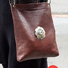 Photo by Tessa Morris<br /> <br /> In this scene: This side purse is real leather from Spain.
