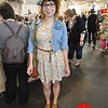 Photo by Monica Hom<br /> <br /> Desiree likes shopping at thrift stores and Topshop. I love her bow and oversized glasses.