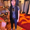 Photo by Monica Hom<br /> <br /> Shaina works at Goorin Bros. Hat Shop in North Beach and likes vintage shopping at Ver Unica on Hayes.