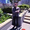 Photo by Monica Hom<br /> <br /> Eric likes shopping at M A C in Hayes Valley.
