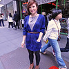 Photo by Monica Hom<br /> <br /> Samantha Wong's cardigan is from Idol Vintage on Mission. She likes shopping at Urban Outfitters and small boutiques.