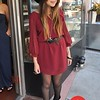 Photo by Monica Hom<br /> <br /> Joma works at Goorin Hat shop on Geary. She loves wearing killer heels and cool rings!