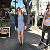 Photo by Monica Hom<br /> <br /> Eileen and Ryan live on Haight and love shopping at Thrift Town on Mission.