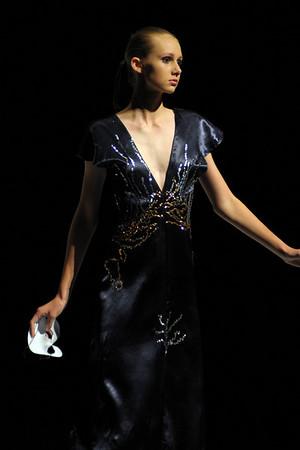 The 2009 O'More College of Design Fashion Show