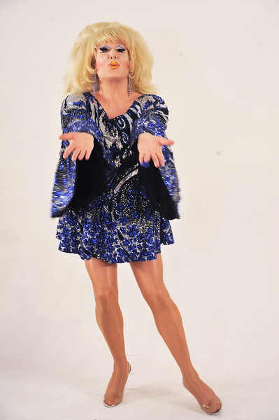The Blonds Spring 2016 Collection, Lady Bunny