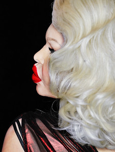The Blonds Spring 2016 Collection, Amanda LePore