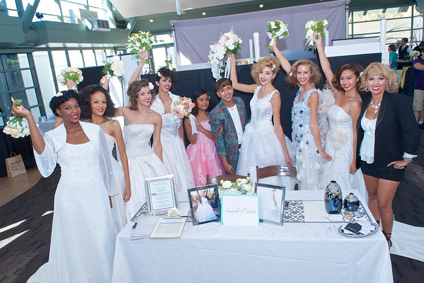 Bridal Show:  The San Diego Wedding Party (2013)