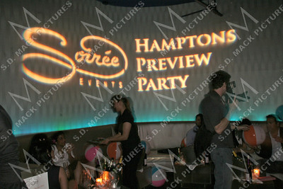 The Second Annual Hamptons Preview Party