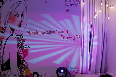 Triumph Inspiration Award - Beijing '08