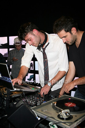 "DJ ""The Chainsmokers"" photo by Jakes for Rob Rich © 2010 robwayne1@aol.com 516-676-3939"