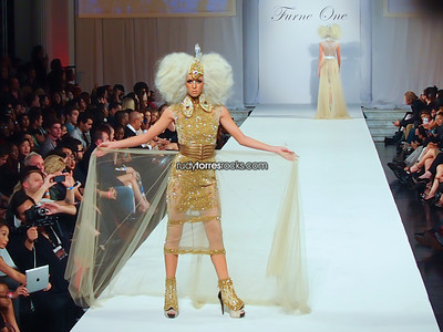 Furne One at Style Fashion Week, Vibiana thru my Olympus PEN 10.19.2012