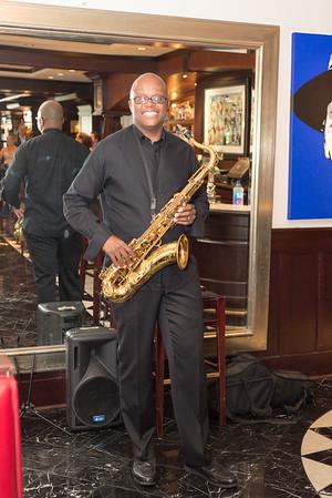 Saxaphone Musician