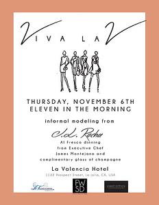 Viva La V, J L Rocha, La Velencia Hotel