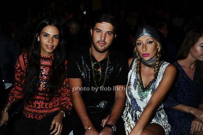 Reya Benitez, Andrew Warren, Gaia Matisse