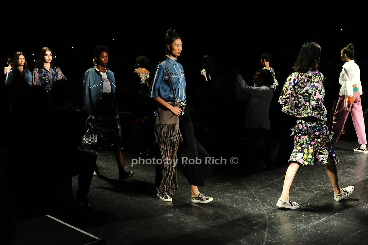 Vivienne Tam fashions