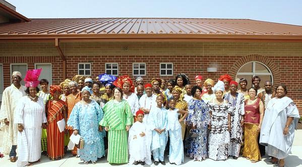 WCC  INTERNATIONAL FASHION SHOW