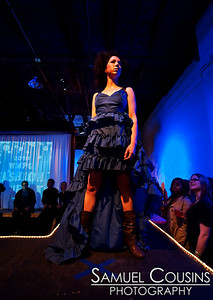 WMPG Fashion Show, at Space Gallery