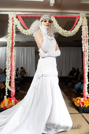 Wedding Expo fashion show