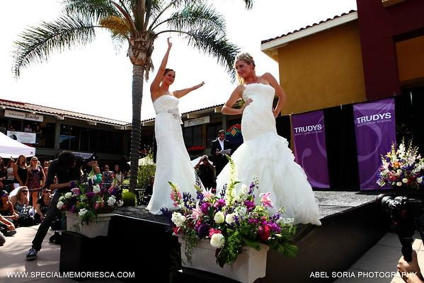 Wedding Fair at Trudy's 2012