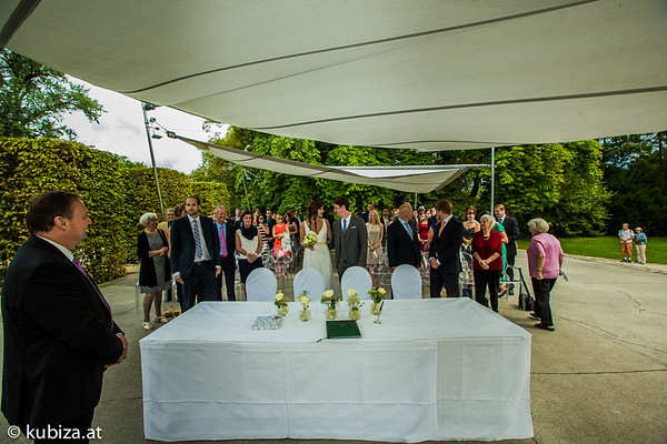 Die Zeremonie