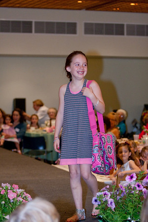 West Pres Inter-Generational Fashion Show and Tea
