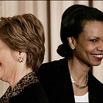 laura-bush-condi-rice-to-attend-sirleafs-inauguration-in-liberia