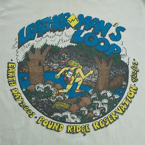 2001 Shirt - Tim Parshall - White
