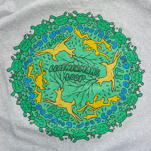 2003 shirt - Tim Parshall - gray