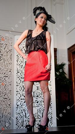 2010 Made in Melbourne - Spring Carnival Edition - Designer: Mina & Katusha