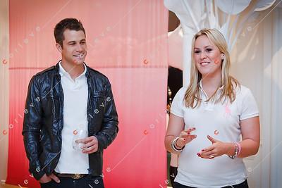 2010 Ralph Lauren Pink Pony - Chadstone - Scott McGregor & Felicity Whelan