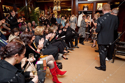 2010 Ralph Lauren Melbourne Spring Racing Carnival Launch - Announcing the winners of the prizes