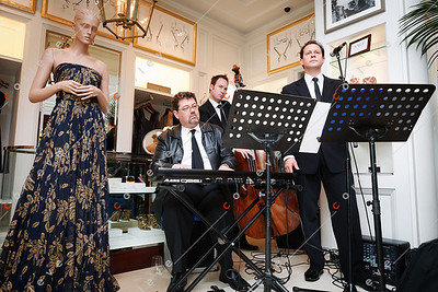 2010 Ralph Lauren Melbourne Spring Racing Carnival Launch - Frank Benedetto Trio